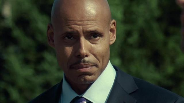 Haven S3x01 - Maurice Dean Wint as Agent Howard