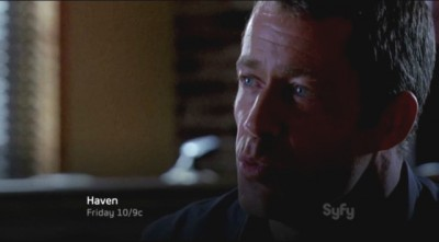 Haven S4x04 - William does not emerge from the Pocket Universe Bar Barn