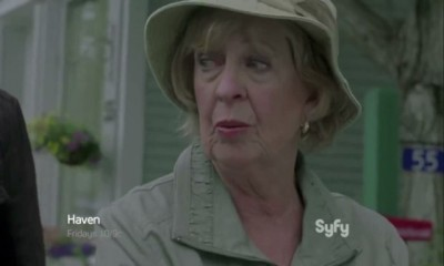 Haven S4x06 - Jayne Eastwood as the New Medical Examiner Gloria