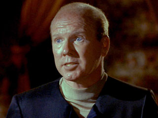 Star Trek TOS - Mister Hengist from a Wolf in the Fold