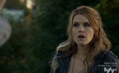 Haven S4x09 - Audrey is shocked to learn William is the source of the contagion of The Troubles
