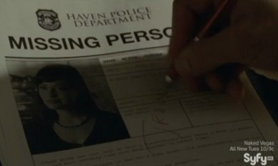 Haven S4x09 - Dwight is obsessed but his delusion brings focus on missing Jordan