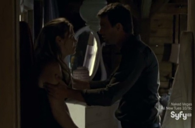 Haven S4x09 - Lexie Audrey and Nathan find that Mr Heavy has escaped