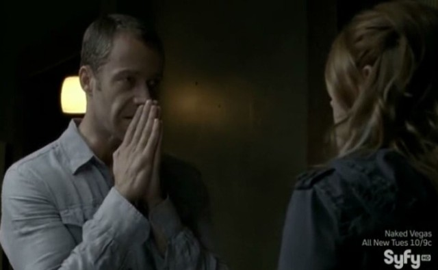 Haven S4x09 - William begs Audrey that they search for answers together