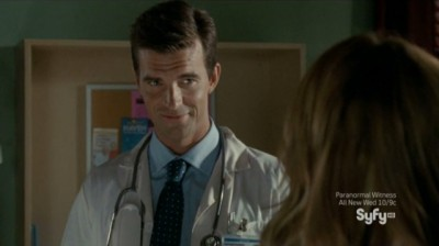 Haven S4x10 - Doctor Nathan Hansen is Nathan Wournos identity in the alternate reality