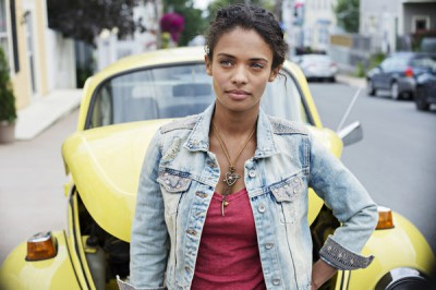 Haven S4x07 - Kandyse McClure as Carrie Benson