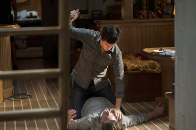 Haven S4x07 - Duke is forced to kill Wade to save Jennifer