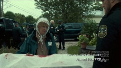 Haven S4x11 - Jayne Eastwood as Gloria has been a wonderful addition to the cast