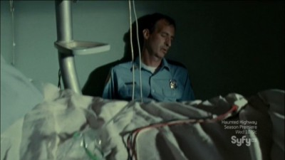 Haven S4x11 - William escapes and Stan the Cop is knocked out
