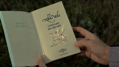 Haven S4x12 - Finding the heart of Haven message in the book Unstake My Heart