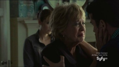 Haven S4x12 - Gloria is in tears at the prospect of Ben sacrificing himself