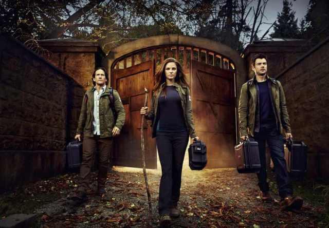 Helix Season 2 cast banner poster