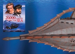 Profiles In History The Dreier Collection - 20,000 Leagues Under The Sea