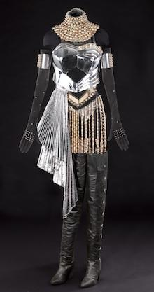 Profiles In History Hollywood Auction - Whitney Houston The Bodyguard Queen of the Night Costume