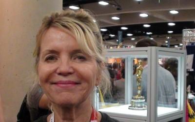 SDCC 2015 Kathy McCune of McCune Masterworks