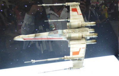 SDCC 2015 Star Wars X-Wing Fighter by Grant McCune