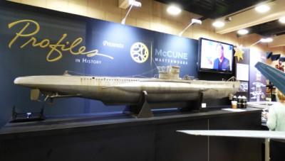 SDCC 2015 U-571 by McCune Masterworks