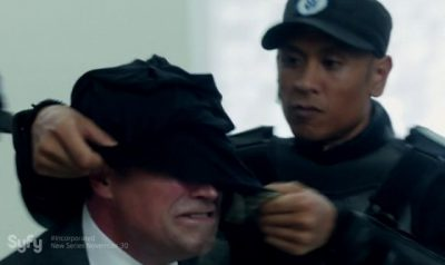 Incorporated S1x01 Chad is arrested after Ben set him up