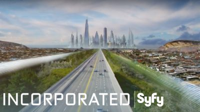 Incorporated road to the future today