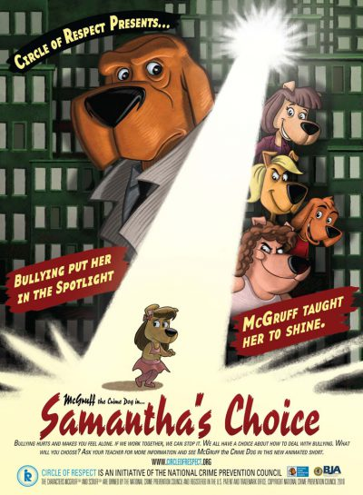 Click to visit McGruff the Crime Dog at his official web site!