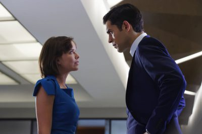Incorporated S1x02 Ben is ordered to Elizabeth's office