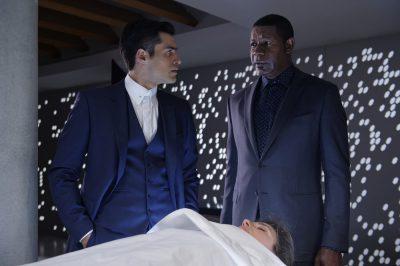 Incorporated S1x03 Ben and Julian prepare the dead Arcadia sex slave