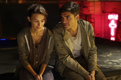 Incorporated S1x03 The love between Ben and Elena blossoms