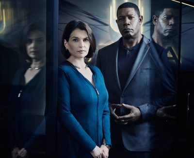 Incorporated Season 1 -Julia Ormond as Elizabeth Krauss, Dennis Haysbert as Julian