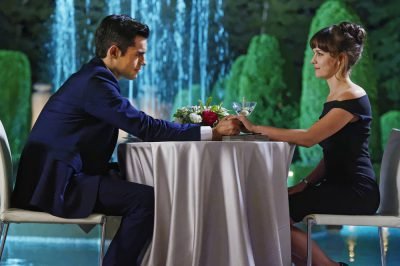 Incorporated S1x01 Ben learns Laura has been approved to have a baby