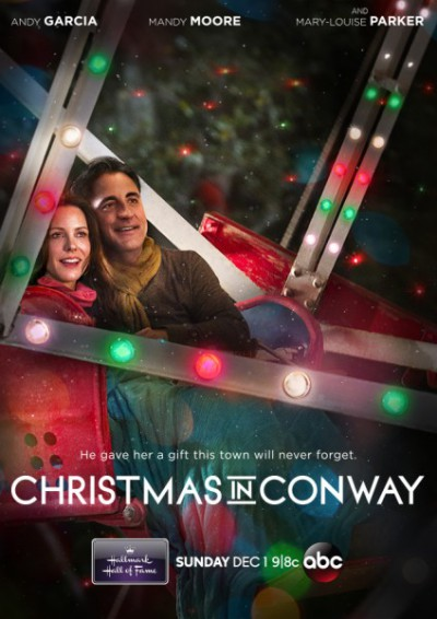 Christmas in Conway banner poster - Click to learn more at the official ABC Network web site!