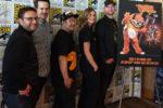 SDCC 2019 The Banana Splits Movie Interviews Featuring Sarah Canning, Eric Bauza and Peter Girardi!