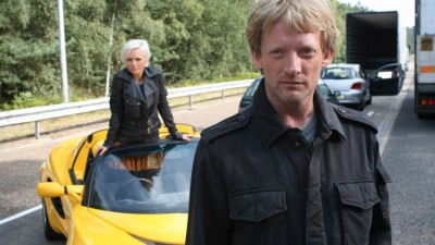 Primeval Series Two - Abby and Cutter