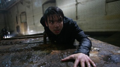 Primeval Series Two - Connor tries to save Abby