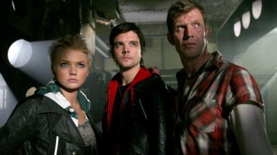 Primeval Abby Connor and Quinn
