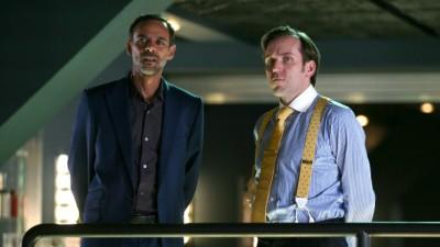 Primeval Series Four - Alexander Siddig as Phillip Burton