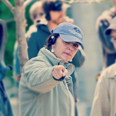 Amanda Tapping directing