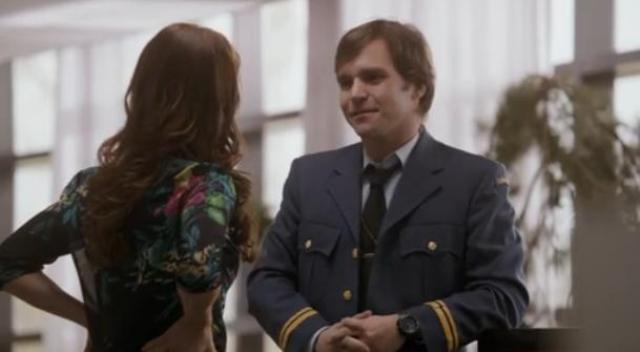 Primeval New World 01x04 Lt. Ken Leeds arrives