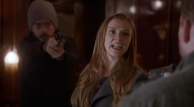 Primeval New World 01x04 Nobody is killing anybody