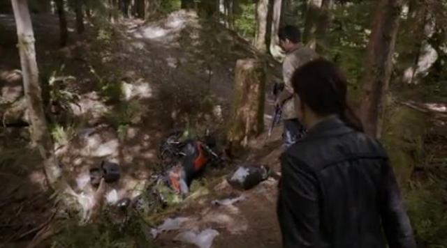 Primeval New World 01x04 Remnants of courier
