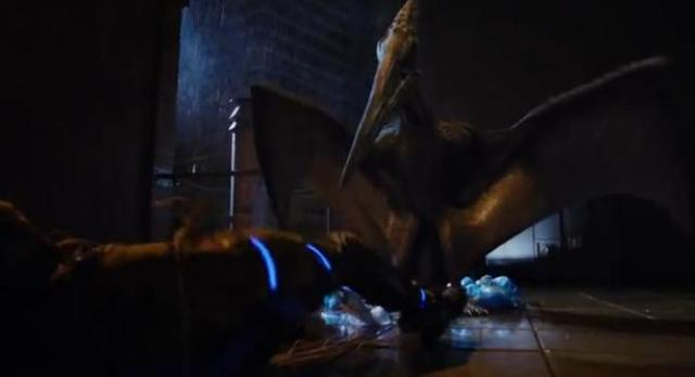 Primeval New World S1X01 Fear