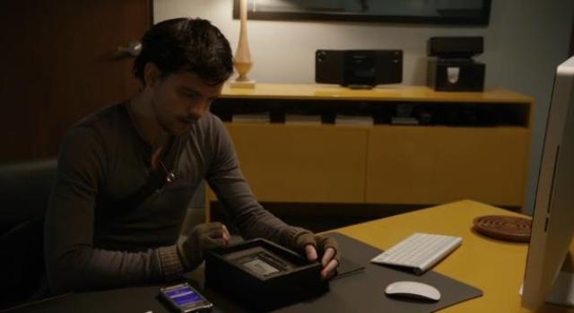 Primeval New World S1X01 discovery of device