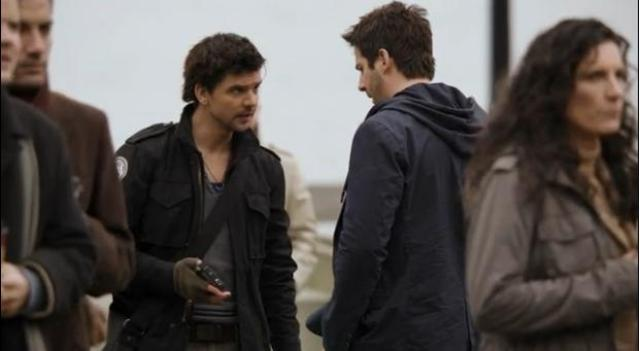Primeval New World S1X01Connor last appearance