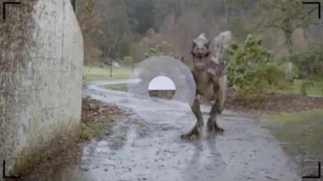 Primeval New World S1X01dino two