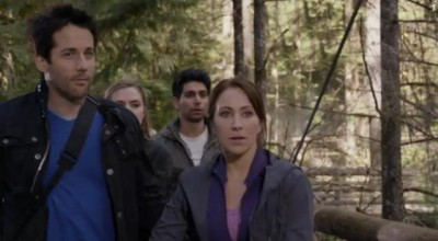 Primeval New World S1x07 Ange impressed with anomaly