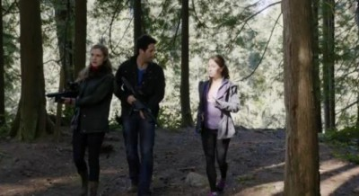 Primeval New World S1x07 Lead rather than drag