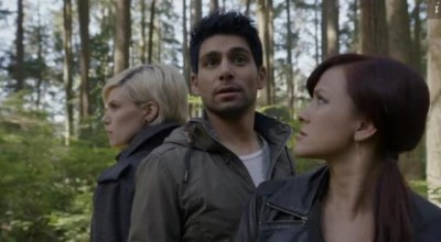 Primeval New World S1x07 Mac in the middle