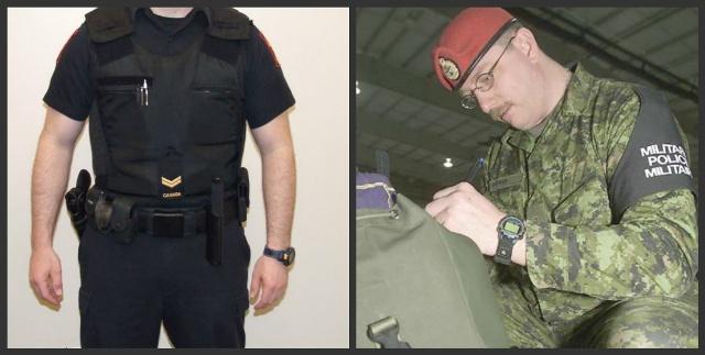 Military police uniform 1