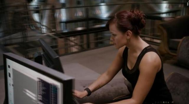 Primeval New World 01X11 Toby traces code