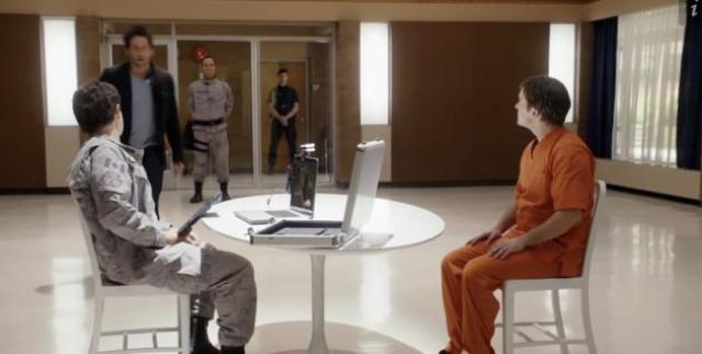 Primeval New World 01X11 Trying to do the right thing
