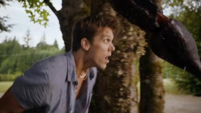 Primeval New World 01x12 Bad luck